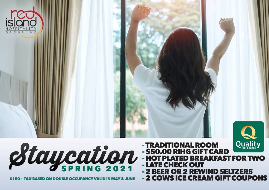 RIHG Spring Staycation!